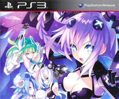 Jeu Hyperdimension Neptunia PS3