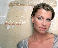 Album Jessica Gall : Little Big Soul à Télécharger