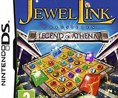 Jeu Jewel Link Chronicles : Legend of Athena Nintendo DS