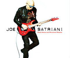 Album Joe Satriani : Black Swans And Wormhole Wizards à Télécharger