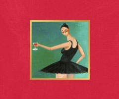 Album Kanye West : My Beautiful Dark Twisted Fantasy CD