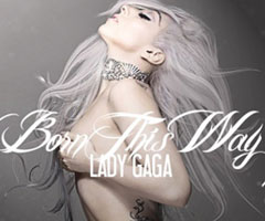 Album Lady Gaga : Born This Way CD