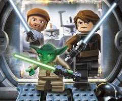 Jeu LEGO Star Wars III : The Clone Wars Xbox 360