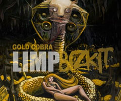 Album Limp Bizkit : Gold Cobra CD