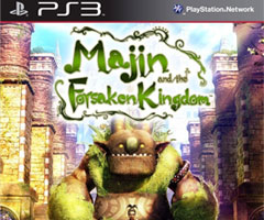 Jeu Majin And The Forsaken Kingdom PS3