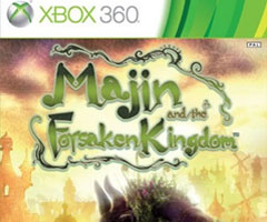 Jeu Majin And The Forsaken Kingdom Xbox 360