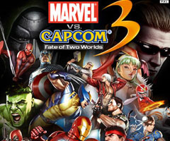 Jeu Marvel VS. Capcom 3 : Fate of Two Worlds Xbox 360