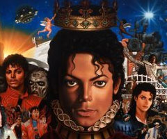 Album Michael Jackson : Michael CD