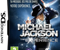 Jeu Michael Jackson The Experience Nintendo DS