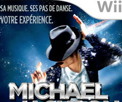 Jeu Michael Jackson The Experience Wii