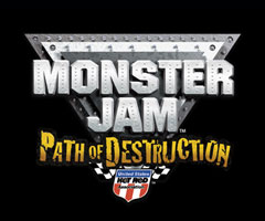 Jeu Monster Jam : Path Of Destruction PS3