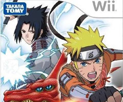 Jeu Naruto Shippuden : Dragon Blade Chronicles Wii