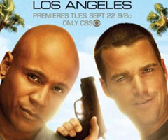 NCIS : Los Angeles - Saison 1 DVD