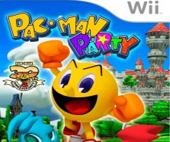 Jeu Pac-Man Party Wii