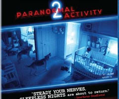 Paranormal Activity 2 Blu Ray