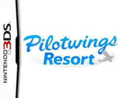 Jeu PilotWings Resort Nintendo 3DS