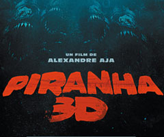 Film Piranha 3D DVD
