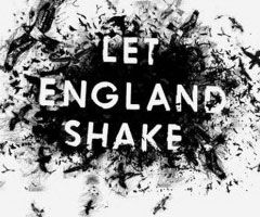 Album PJ Harvey : Let England Shake CD