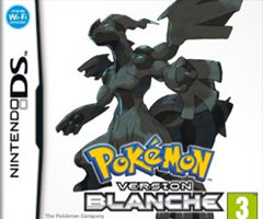 Jeu Pokémon Version Blanche Nintendo DS