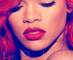 Album Rihanna : Loud CD