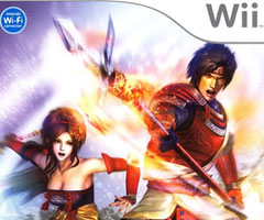 Jeu Samurai Warriors 3 : Xtreme Legends Wii