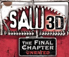 Film Saw 3D Blu Ray