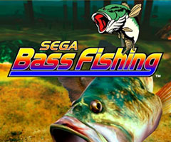 SEGA Bass Fishing Xbox 360