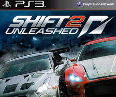Jeu Shift 2 Unleashed : Need For Speed PS3