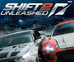Jeu Shift 2 Unleashed : Need For Speed Xbox 360