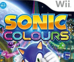 Jeu Sonic Colours Wii