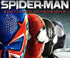 Spider-Man : Shattered Dimensions PSP