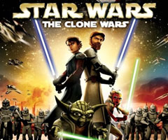 Série Star Wars : The Clone Wars - Saison 2 Blu Ray