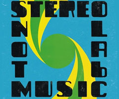 Album Stereolab : Not Music CD