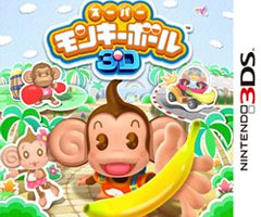 Jeu Super Monkey Ball Nintendo 3DS