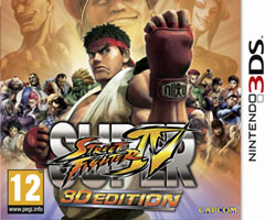 Jeu SUPER Street Fighter IV 3D Edition Nintendo 3DS
