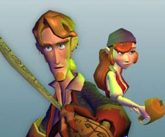 Jeu Tales of Monkey Island PC