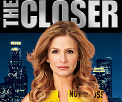 Série The Closer : Saison 5 DVD