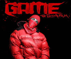 Album The Game : The Red Album CD