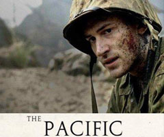 Série The Pacific : Intégrale Blu Ray
