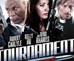 Film The Tournament Blu Ray