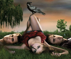 Série The Vampire Diaries : Saison 1 Blu Ray