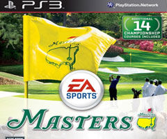 Jeu Tiger Woods PGA Tour 12 : The Masters PS3