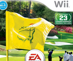 Jeu Tiger Woods PGA Tour 12 : The Masters Wii