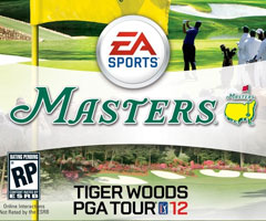 Jeu Tiger Woods PGA Tour 12 : The Masters Xbox 360