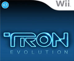 Tron Evolution Wii