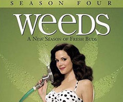 Srie Weeds Saison 4 DVD