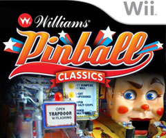 Jeu Williams Pinball Classics Wii